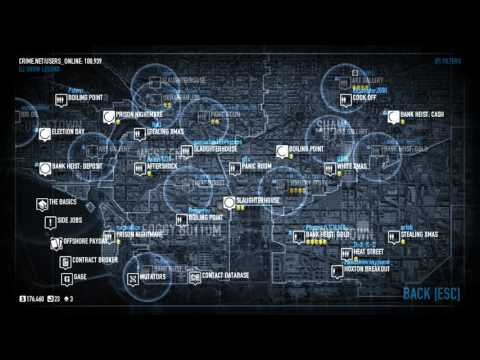 Payday 2: How to play with friends