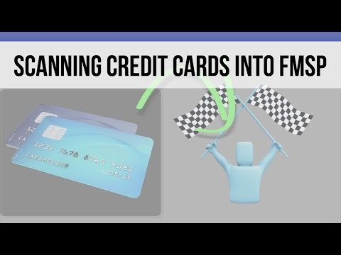 008 Scanning Credit Cards and Drivers Licenses