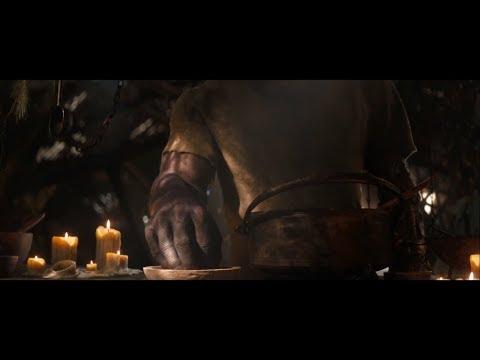 Thanos Making Soup Scene | Avengers: Endgame [Blu-Ray HD]