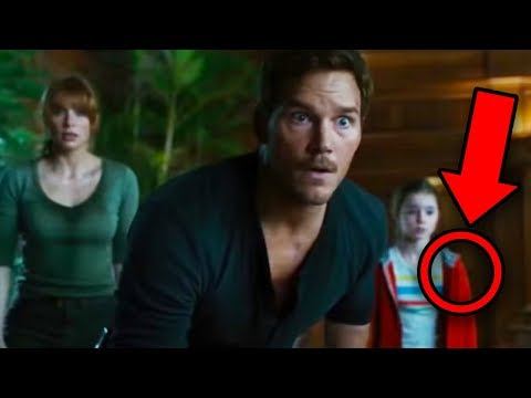 Jurassic World Fallen Kingdom BREAKDOWN! Easter Eggs & References You Missed!