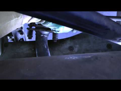How to loosen a stuck bolt using a Mapp gas torch and candle wax DIY