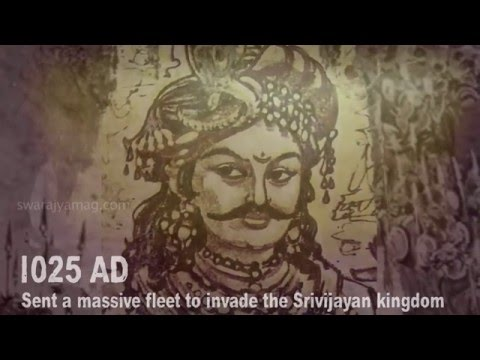 Why Did The Cholas Invade The Srivijaya Empire?