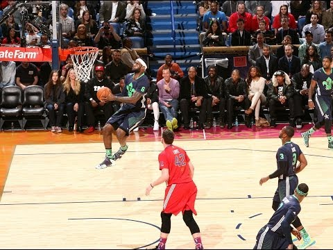 NBA ALL STAR ACTION