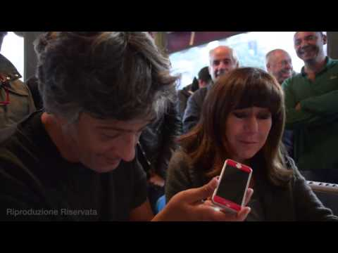 Video #FuoriProgrammaLiveforWeb Backstage 5 Novembre 2014