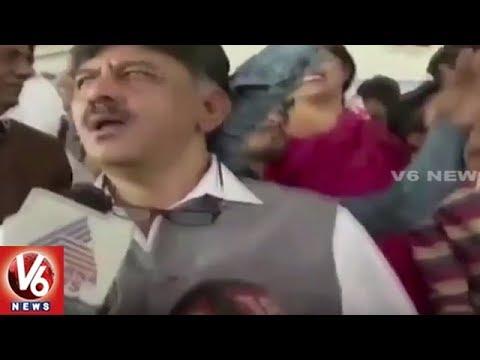 Video Karnataka Minister Shivakumar Slaps Student For Taking Selfie   Belgaum   V6 New download in MP3, 3GP, MP4, WEBM, AVI, FLV January 2017