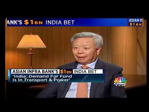 Asian Infra Bank'S $1 Bn India Bet (Part 1) | CNBC TV18