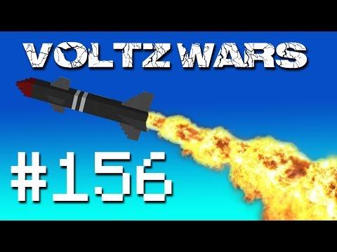 Minecraft Voltz Wars - The Flying Dutchman 2.0! #156
