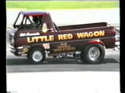 Little Red Wagon-Indianapolis 1995