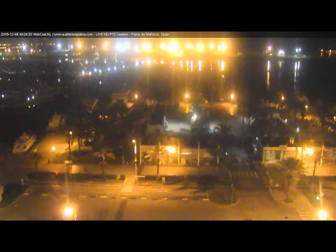 WebCam Auditorium de Palma de Mallorca