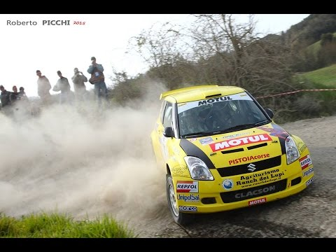 7° rally coppa liburna ronde terra 2015 raceday