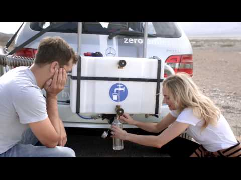 Defying Death Valley - Mercedes-Benz Ad (with Diane Kruger)