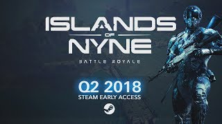 Видео к игре Islands of Nyne: Battle Royale из публикации: Islands of Nyne: Battle Royale выйдет в раннем доступе Steam