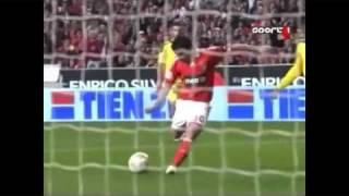 Javier Saviolas Highlights bei Benfica (2009/10)