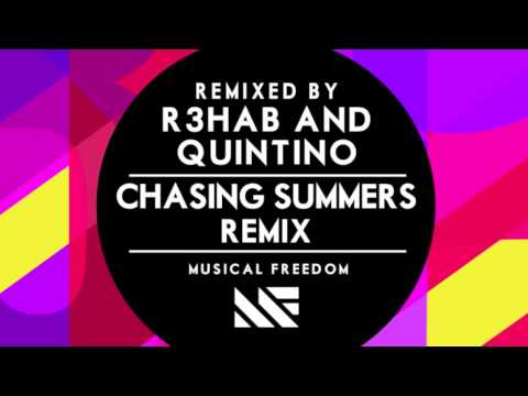 Chasing Summers (R3hab & Quintino Remix) - Tiesto