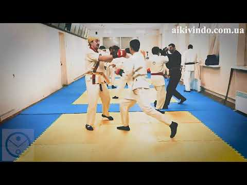 Aikido vs Wing Chun sparring. Спарринги. 04.04.18