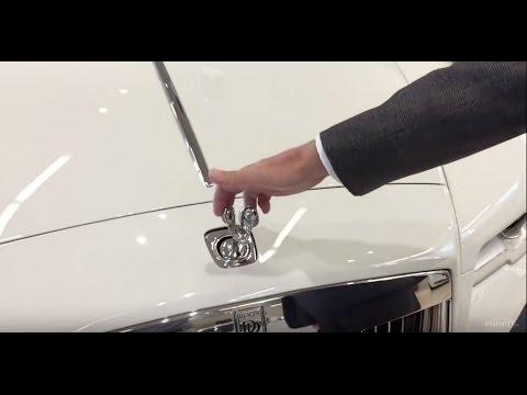 Вот что будет, если Вы попытаетесь украсть значок Rolls Royce