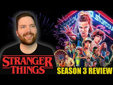 Stranger Things - Season 3 Review