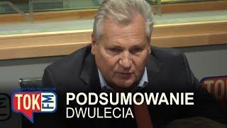 Kwaśniewski podsumowuje dwulecie rządów PiS