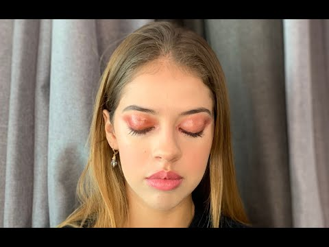TUTORIAL DE MAQUILLAJE EDITORIAL / DIFERENTE COLOR DE OJOS