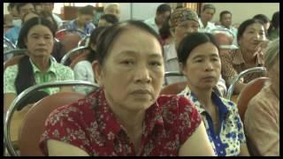 Đại biểu HĐND tỉnh, thành phố tiếp xúc cử tri phường Quang Trung-Nam Khê-Yên Thanh