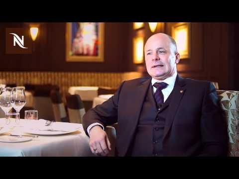 2-Michelin star restaurant manager Dale Drewsbury talks Nespresso
