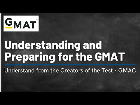 how to gmat exam