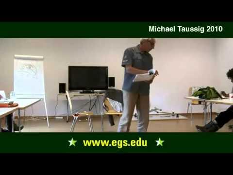Michael Taussig. Chance, Bilder und Spirituosen. 2010