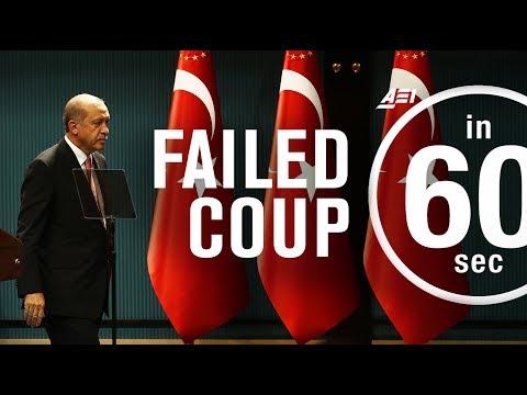 60 sekund - Důsledky tureckého puče
