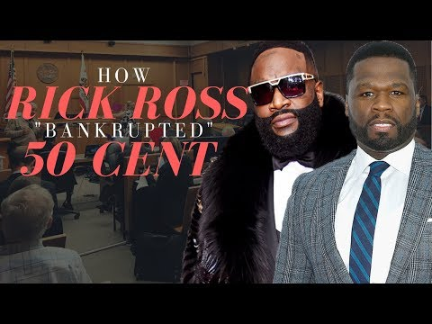 "How Rick Ross ""Bankrupted"" 50 Cent"