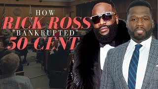 "Video How Rick Ross ""Bankrupted"" 50 Cent MP3, 3GP, MP4, WEBM, AVI, FLV Juli 2019"