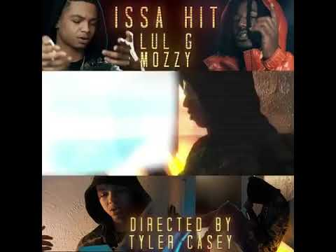 MOZZY X LUL G - ISSA HIT - OFFICIAL VIDEO (TRAILER)