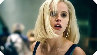Collide Movie Trailer  Felicity Jones   Action Thriller  2016