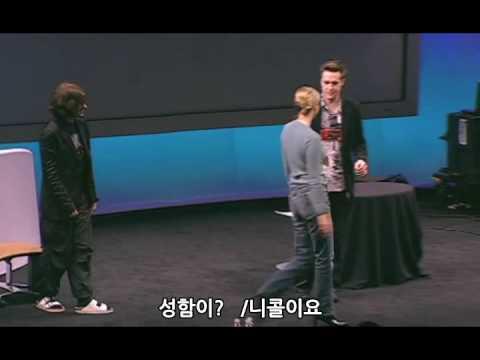 Keith Barry does brain magic. part 1 (????, korean subtitled) [TEDTalks]