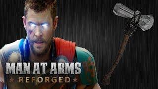 Video Stormbreaker - Avengers: Infinity War - MAN AT ARMS: REFORGED MP3, 3GP, MP4, WEBM, AVI, FLV Juni 2018