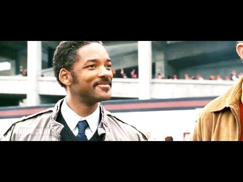 The Pursuit of Happyness (2006) - Football Game