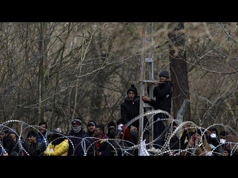 Έβρος: Νέα ένταση στις Καστανιές