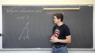 Trigonometric Cofunctions