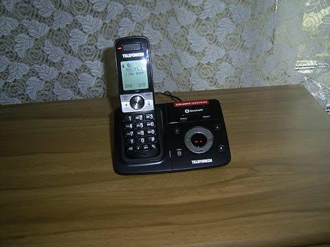 Schnurlostelefon  Telefunken TX 151,Bluetooth TELEFON,cordless phone