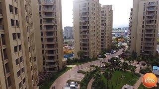 ሰሞኑን አዲስ (ፀሐይ ሪል እስቴት) ክፍል 2/Semonun Addis visits (Tsehay Real Estate) Part 2