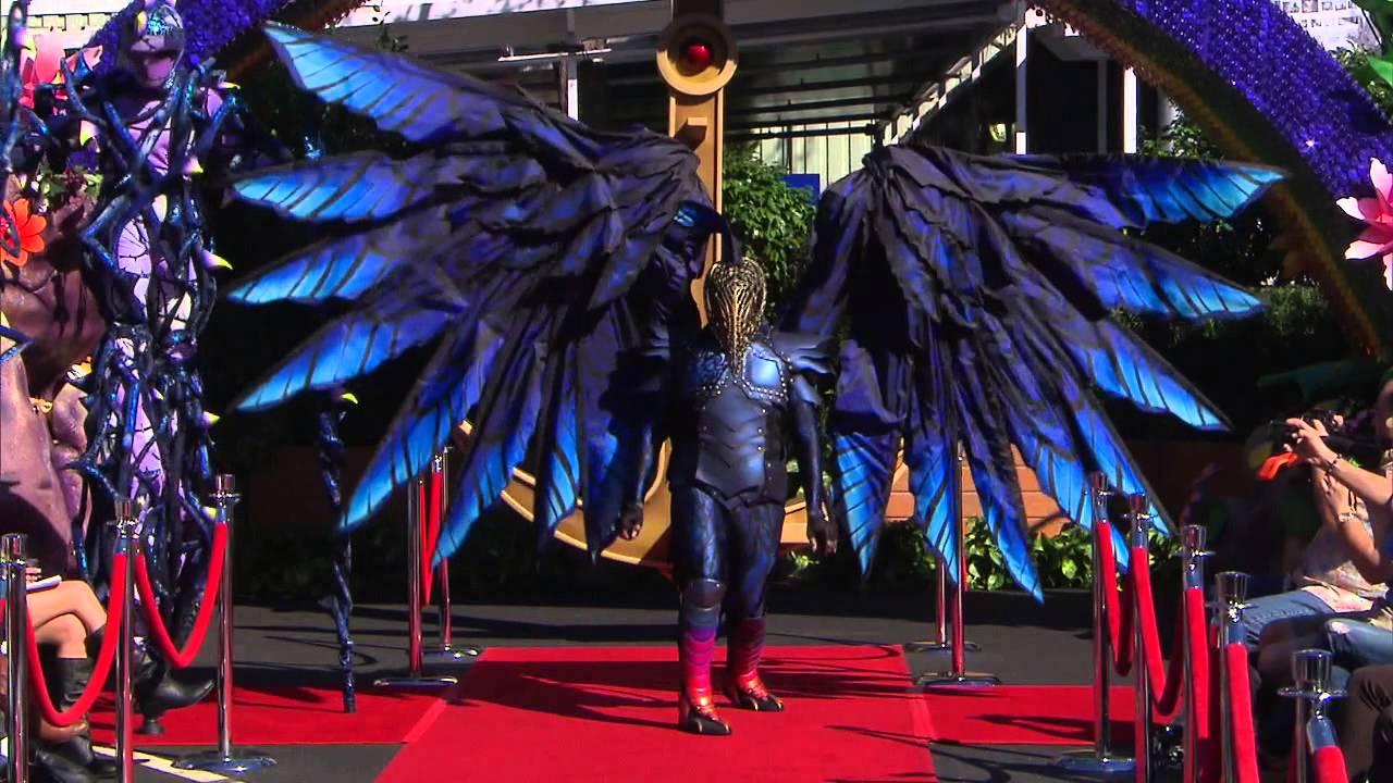 Costuming for Festival of Fantasy Parade