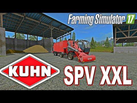 FS17 kuhn SPVXXL v1.0