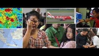 Relative Of Missing AirAsia Flight Reportedly Received Text Message Saying All Are Alive!