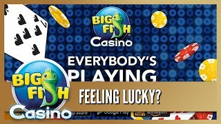 Big Fish Casino - Free SLOTS YouTube video