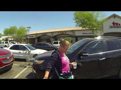 Fry's Marketplace Parking, 20797 N John Wayne Pkwy, Maricopa, Arizona, 10 September 2018 GP040457