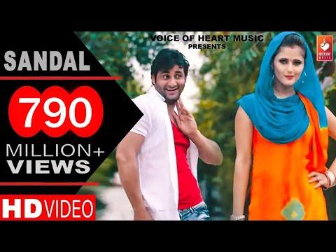 Video Sandal | सैंडल | Haryanvi DJ Song 2016 | Vijay Varma, Anjali Raghav | Raju Punjabi | VOHM download in MP3, 3GP, MP4, WEBM, AVI, FLV January 2017