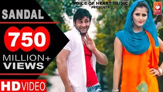 Video Sandal | सैंडल | Haryanvi DJ Song 2016 | Vijay Varma, Anjali Raghav | Raju Punjabi, Sonika Singh download in MP3, 3GP, MP4, WEBM, AVI, FLV January 2017