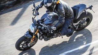 8. 2017 Ducati Monster 1200S First Ride Review