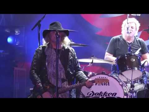 "Dokken - ""In My Dreams"" (Official Live Video)"