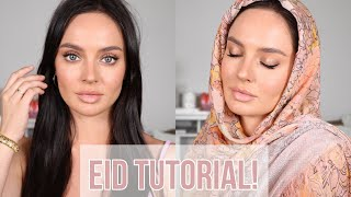 Glowing & Summery Makeup Tutorial for Eid! \\ Chloe Morello by Chloe Morello