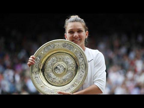 Γουίμπλεντον: Η Σιμόνα Χάλεπ κέρδισε την Σερένα Γουίλιαμς στον τελικό…